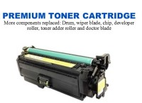 HP 654A Yellow Premium Toner Cartridge (CF332A)