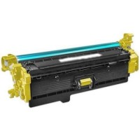 HP 508A Yellow Remanufactured Toner Cartridge (CF362A)