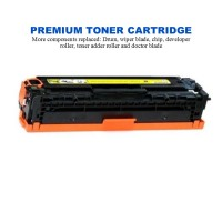 HP 508A Yellow Premium Compatible Toner Cartridge (CF362A)