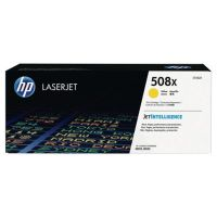 New Original HP 508X Yellow Toner Cartridge (CF362X)