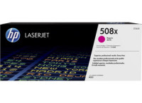 New Original HP 508X Magenta Toner Cartridge (CF363X)