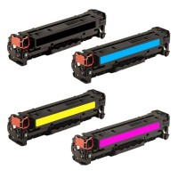 HP 312A Economy Color Toner Set (CF380A,81A,82A,83A)