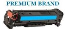 HP 312A Cyan Premium Compatible Toner Cartridge (CF381A)