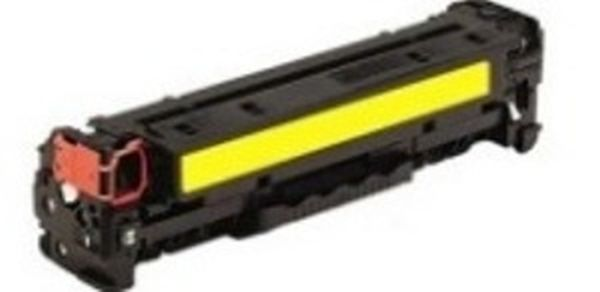 HP 201X Yellow Economy Toner Cartridge (CF402X)