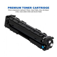HP 410A Cyan Premium Compatible Toner Cartridge (CF411A)