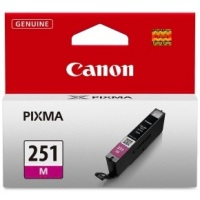 Genuine Canon CLI251 Magenta Ink Cartridge