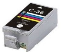 Canon CLI-36 TRI-COLOR Remanufactured Ink Cartridge (CLI36)