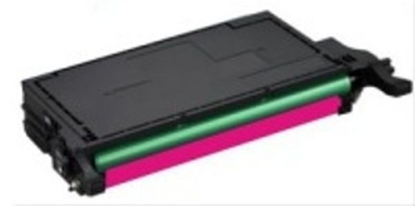 Reman Magenta toner for use in CLP610/60/CLX6200FX/10FX/40FX Samsung