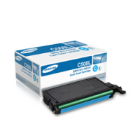Samsung New Original CLT-C508L Cyan Toner Cartridge