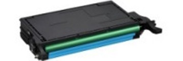 Remanufactured Cyan toner for use with CLP-770 model Samsung printers