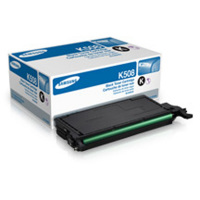 Samsung New Original CLT-K508S Black Toner Cartridge