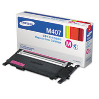 Samsung New Original CLT-M407S Magenta Toner Cartridge