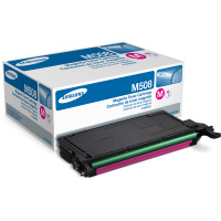 Samsung New Original CLT-M508S Magenta Toner Cartridge