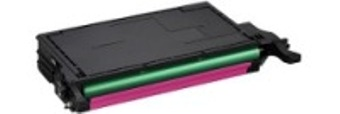 Remanufactured Magenta toner for use with CLP770 model Samsung printer