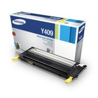 Samsung New Original CLT-Y409S Yellow Toner Cartridge