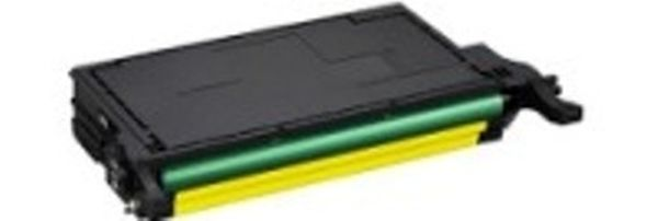 Remanufactured Yellow toner for use with CLP770 model Samsung printers