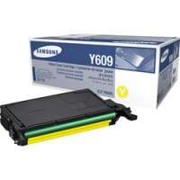 Samsung New Original CLT-Y609S Yellow Toner Cartridge
