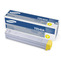 Samsung New Original CLX-Y8540A Yellow Toner Cartridge