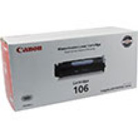 Genuine Canon 0264B001AA Black Toner Cartridge (106)