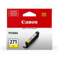 Genuine Canon 0393C001 Yellow Ink Cartridge
