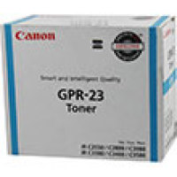 Genuine Canon 0453B003AA Cyan Toner Cartridge (GPR-23)