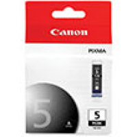 Genuine Canon 0628B009 Black Ink Cartridge (PGI-5BK)