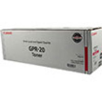 Genuine Canon 1067B001AA Magenta Toner Cartridge (GPR-20)