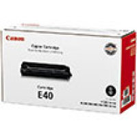 Genuine Canon 1491A002CA Black Toner Cartridge (E40)