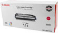Genuine Canon CRG-111M Magenta Toner Cartridge (1658B001BA)