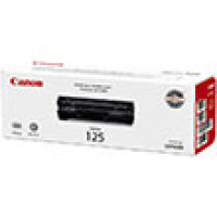Genuine Canon 3484B001AA Black Toner Cartridge (CRG-125)