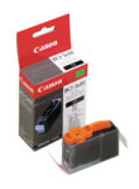 Genuine Canon BCI-3eBk Black Ink Cartridge (4479A003)