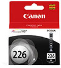 Genuine Canon CLI-226BK Black Ink Cartridge (4546B001)