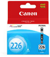 Genuine Canon CLI-226C Cyan Ink Cartridge (4547B001)