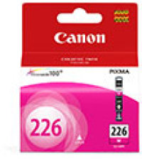 Genuine Canon CLI-226M Magenta Ink Cartridge (4548B001)