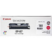 Genuine Canon 7431A005BA Magenta Toner Cartridge (EP-87)