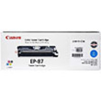 Genuine Canon 7432A005BA Cyan Toner Cartridge (EP-87)