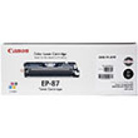 Genuine Canon 7433A005BA Black Toner Cartridge (EP-87)