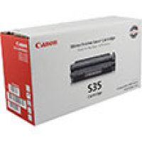 Genuine Canon 7833A001AA Black Toner Cartridge (S35)