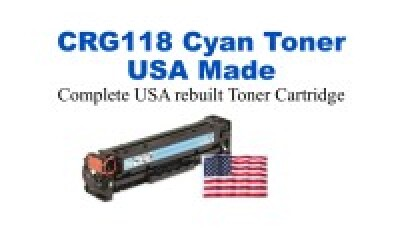 CRG118C USA Made Remanufactured Dell toner 2,900