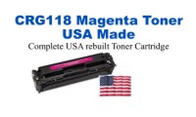 CRG118M USA Made Remanufactured Dell toner 2,900