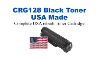 CRG128 USA Made Remanufactured Dell toner 5,000