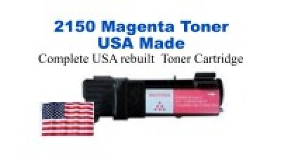 DELL2150HY-MG USA Made Remanufactured Dell toner 2,500