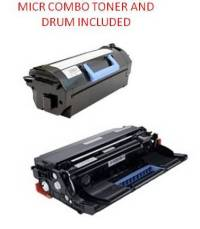 DELL B5465DNF Black Remanufactured MICR Toner Cartridge/Drum (FGVX0)
