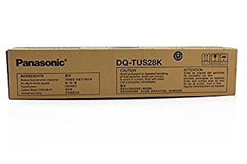 Genuine Panasonic DQ-TUS28K Black Toner Cartridge