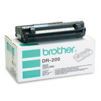 Genuine Brother DR200 Black Drum Cartridge