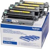 Genuine Brother DR210CL Drum Cartridge