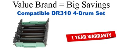 Brother DR310CL Remanufactured Drum Cartridge