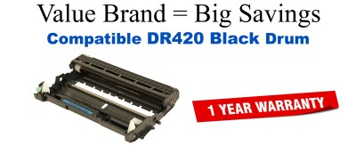 Brother DR420 Drum Remanufactured Drum Cartridge