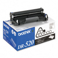 Genuine Brother DR520 Black Drum Cartridge