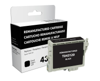 Epson T043120 Remanufactured Black Ink Cartridge